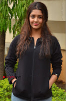 Actress Ritika Singh Stills at Guru Movie Success meet  0046.JPG