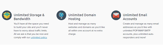 DreamHost.web hosting.unlimited