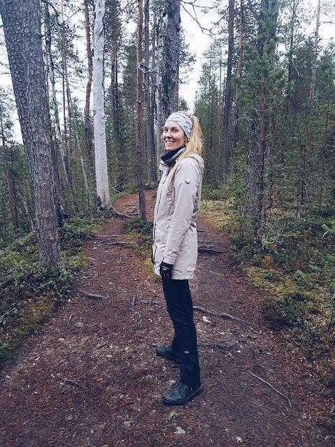 Kiutaköngäs Heikinniemi Kuusamo