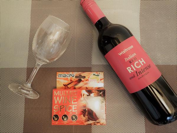 <熱紅酒懶人包>在家煮一杯熱紅酒So Easy!(Mulled Wine)-熱紅酒作法