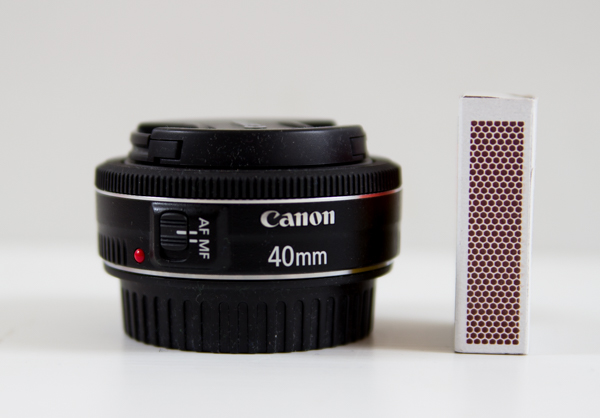 auMau blogi nelkytplusbloggari nelkytplus Canon objektiivi 40 mm f-2 f2 pannikakku obiska objektiivin koko stm hiljainen