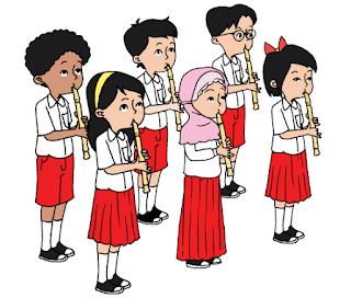 Alat Musik Melodis: Seruling (Recorder) atau Pianika (Halaman 49)