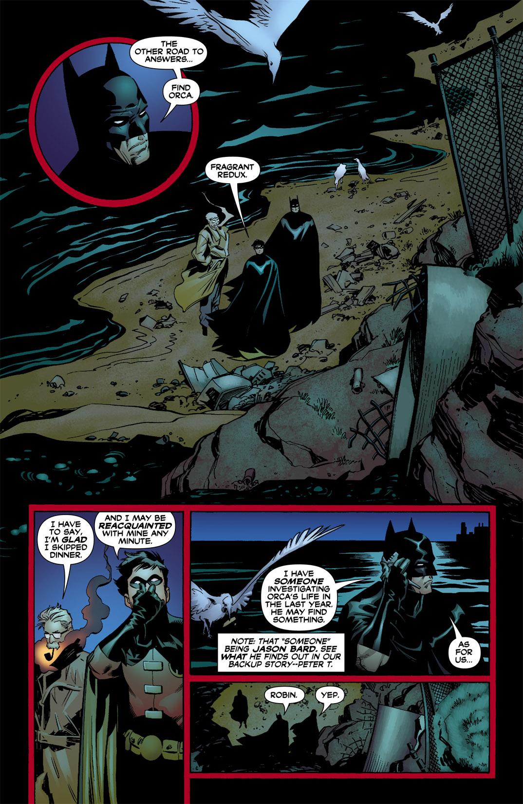 Detective Comics (1937) 819 Page 3