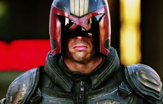 Dredd 2012 action movie Karl Urban