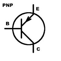 P.N.P Transistor