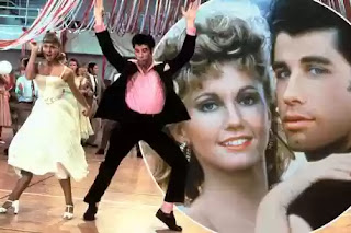 Sandy dead in classic movie musical Grease