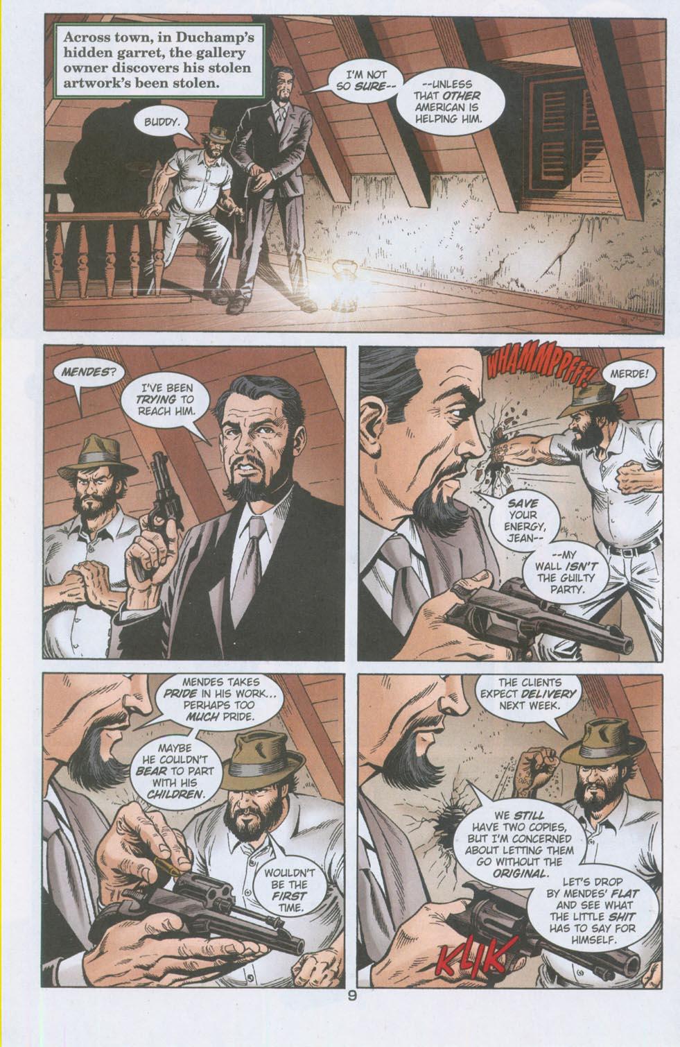Read online American Century comic -  Issue #15 - 10
