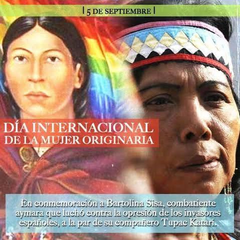 Resultado de imagen para pueblos originarios eljuglardelalibertad