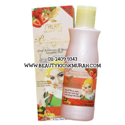Perawan Herbal Wash Extra Fruity D'Herbs