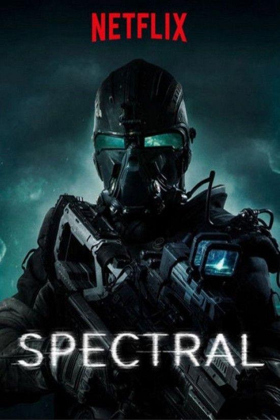 Nonton Film Spectral (2016)