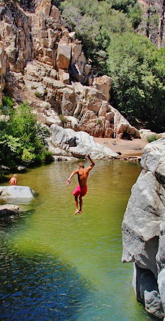 Arrowhead Ca Swimming Hole California Road Trip