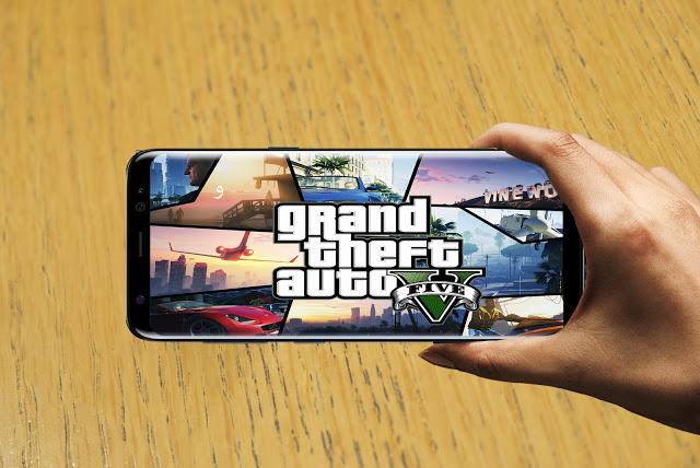 تحميل الإصدار الأخير من لعبة GTA V لهواتف الأندرويد