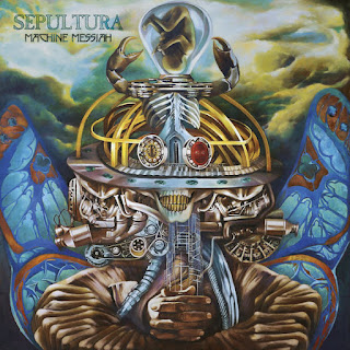 Sepultura - Machine Messiah (2017) - Album Download, Itunes Cover, Official Cover, Album CD Cover Art, Tracklist