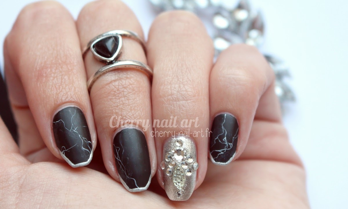 cherry nail art blog mode beaut. Black Bedroom Furniture Sets. Home Design Ideas