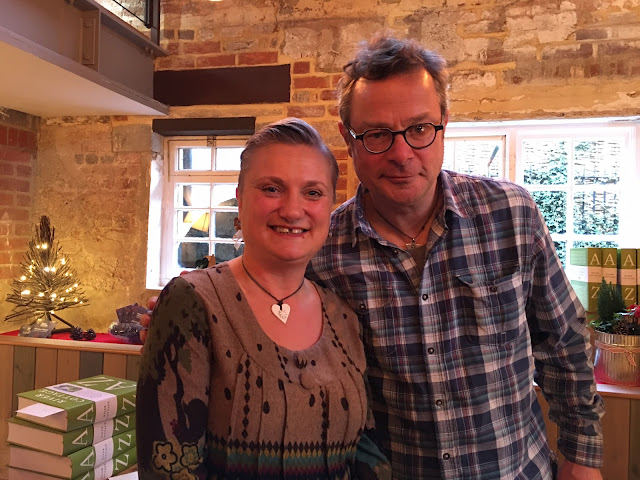 madmumof7 and Hugh Fearnley-Whittingstall