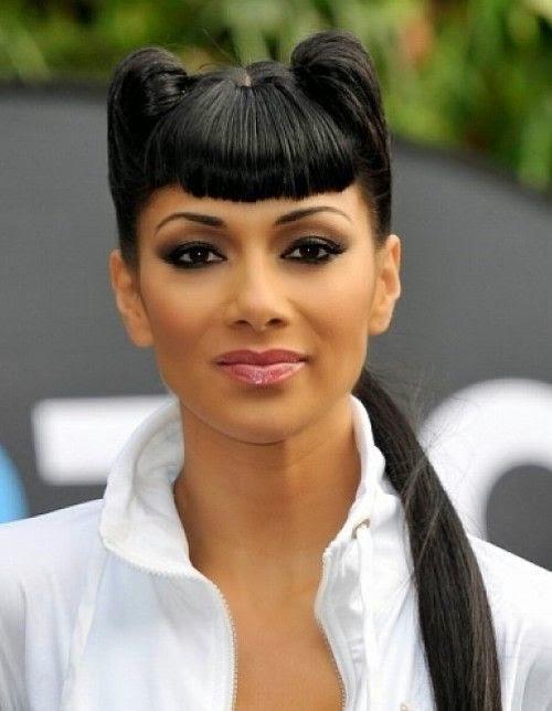 Fantastic Black Women Hairstyles Latest Black Hairstyles Ponytail 2015 Trends Hairstyles For Women Draintrainus