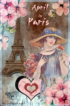 Postcard Paris
