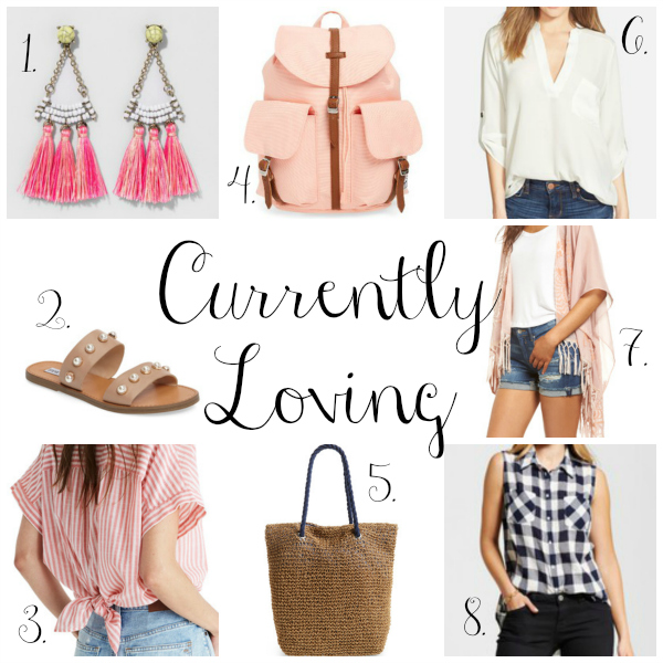 currently loving, mom style, what to buy for summer, style on a budget