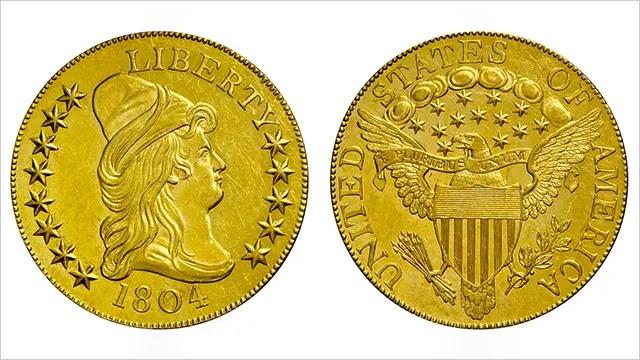 Топ 10 самых дорогих монет