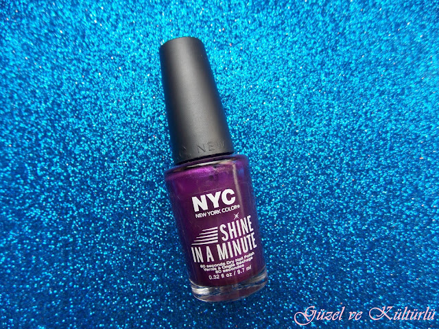 NYC Shine in a Minute No:247 Oje