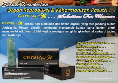 NATURAL CRYSTAL X HERBAL ALAMI