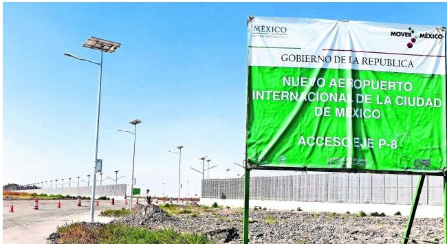 """Cancelar nuevo aeropuerto se convertiría en el """"error de octubre"""": análisis deCitibanamex"""