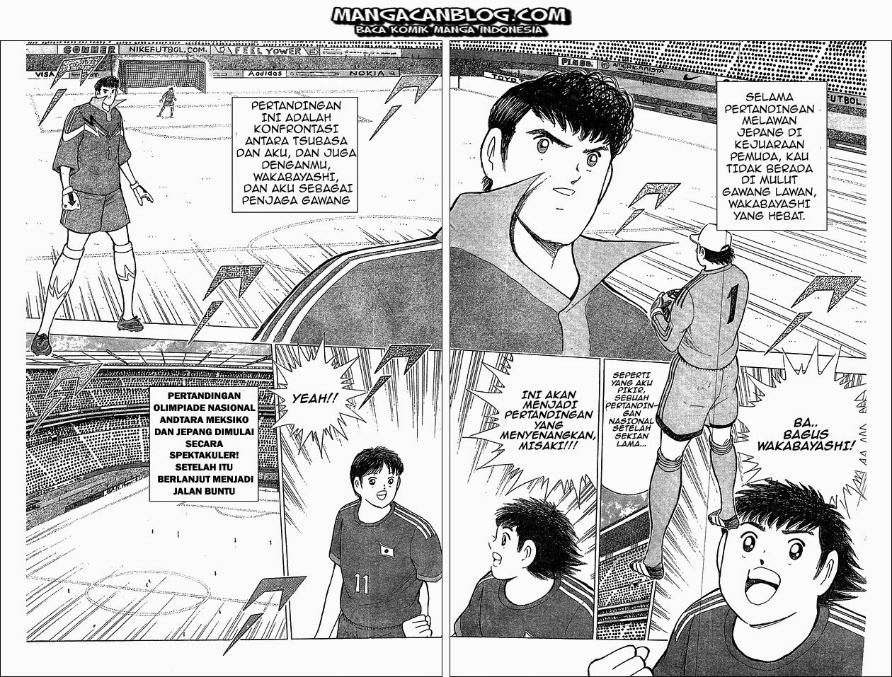 Captain Tsubasa – Rising Sun Chapter 04-11