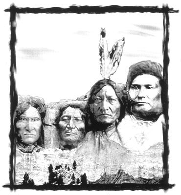 Northern Valley Beacon Give Mt Rushmore Back To The Indians
