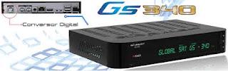 globalsat - GLOBALSAT ATUALIZAÇÃO GS340