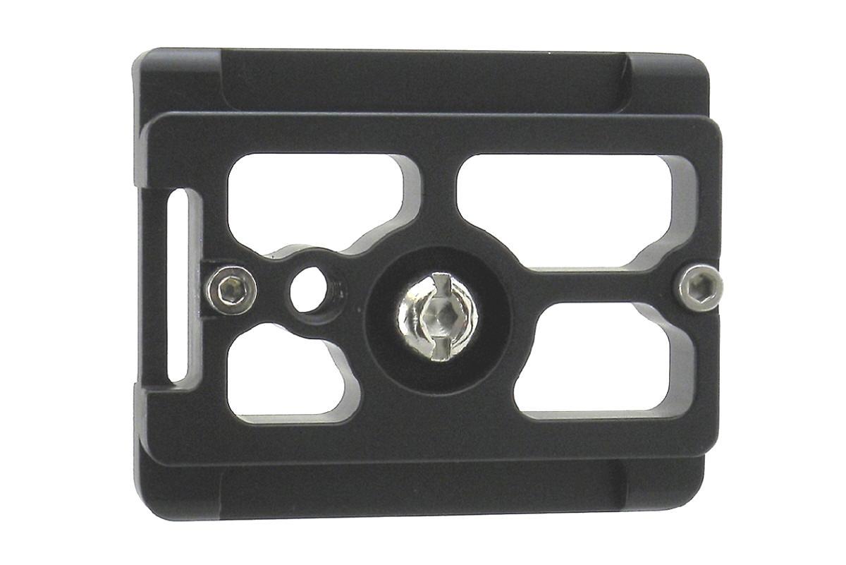 Desmond D5D3G QR plate for Canon 5DMkIII - bottom view