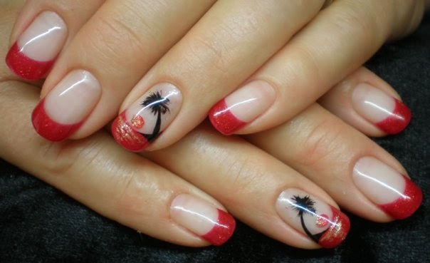 Wallpaper Skyline Cool Nail Ideas For 2011