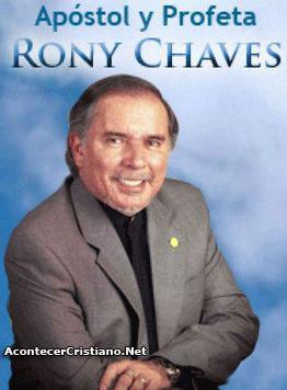 Apóstol y profeta Rony Chaves