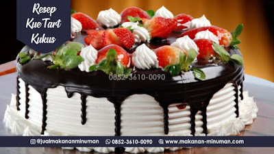 Resep Kue Tart Kukus Sederhana Mudah Dibuat | makanan-minuman.com