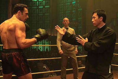 Ip Man versus the boxer
