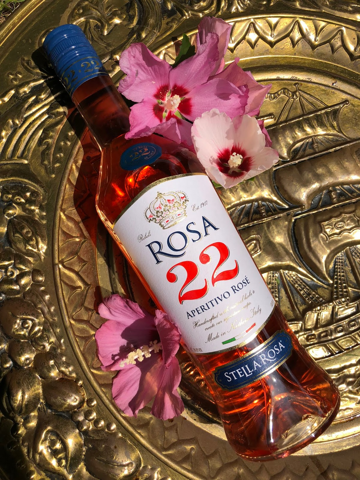 Roses Are Red, Rosés Are Stella: Rosa 22 Aperitivo Rosé from Stella
