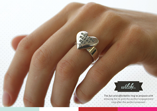 WILSHI - THE PROPOSAL RING