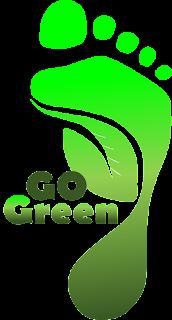 Go Green Clipart