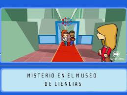 MISTERIO EN EL MUSEO DE LA CIENCIA