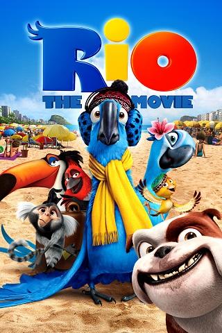 Rio 2011 Hindi Dubbed Movie Free Download 720p BluRay
