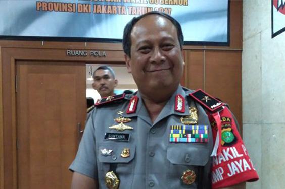 Wakapolda Metro Jaya Melarang Warga Agar Tidak Melakukan Sahur On The Road