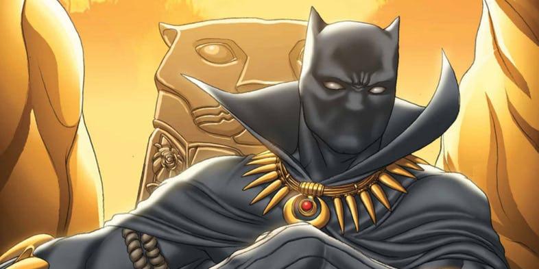 Black Panther - Raja Wakanda