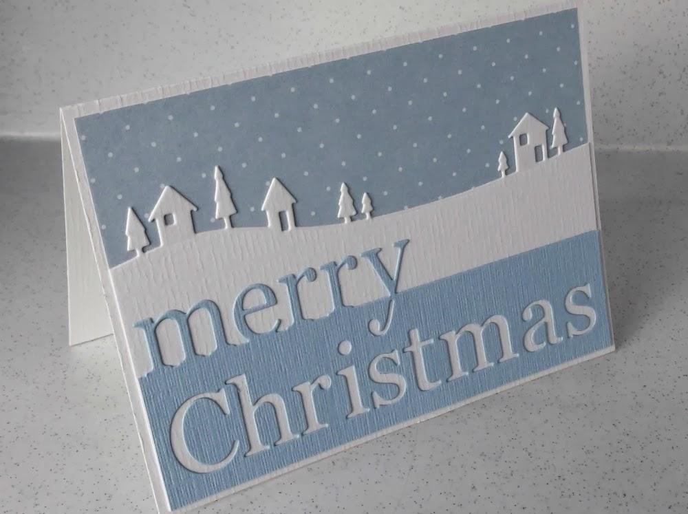 Memory Box Merry Christmas Die