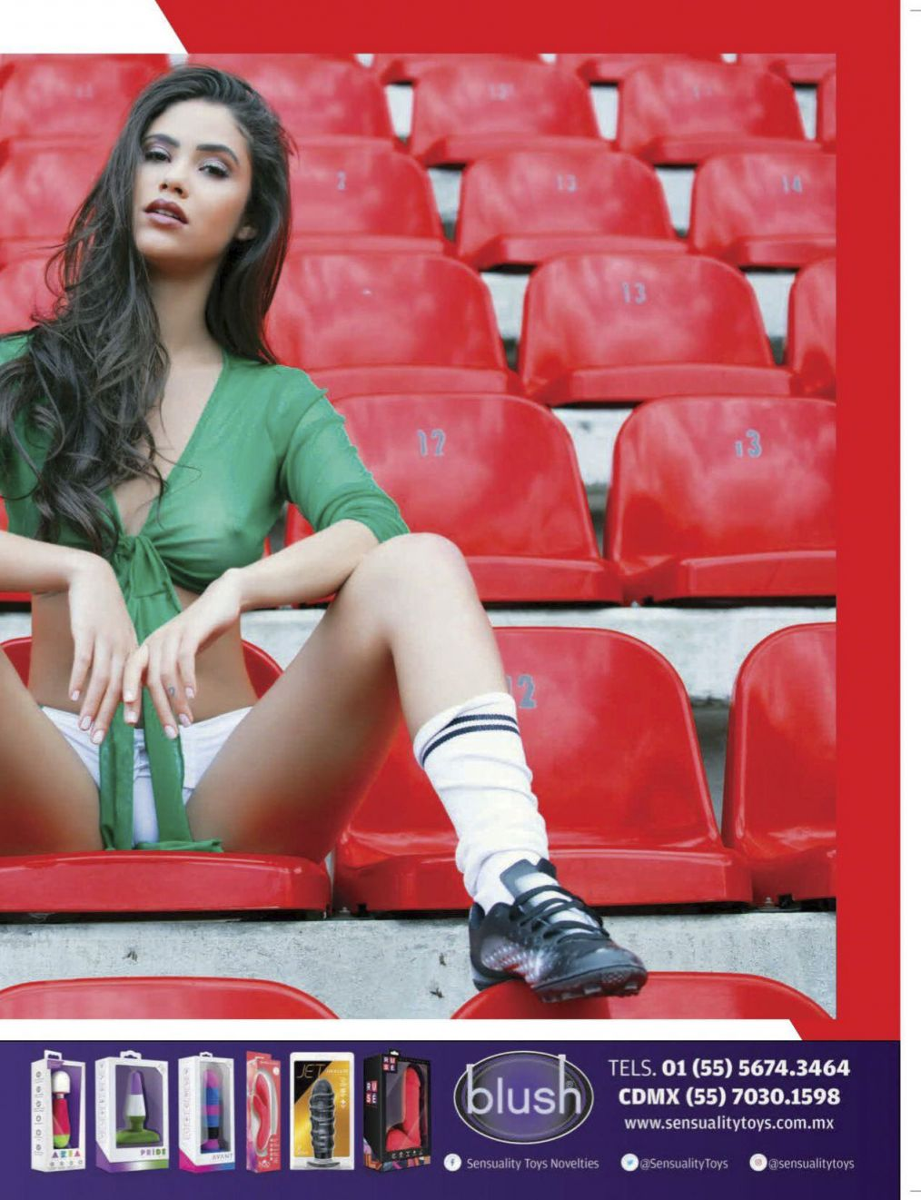 Claudia Suarez Revista H Junio 2018-19