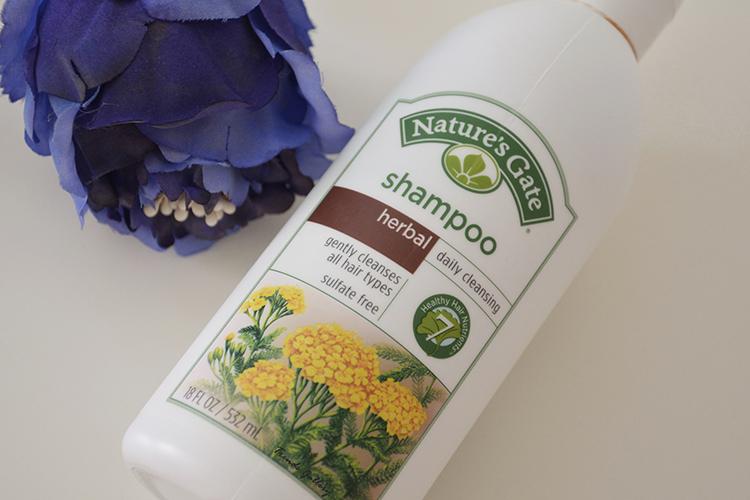 summer-beauty-beautyblogger-natures-gate-shampoo-herbal-iherb