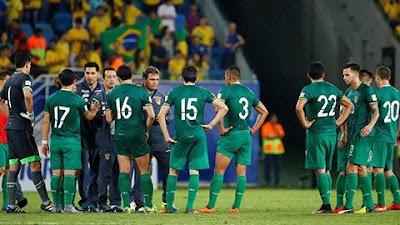 FIFA sanciona a Bolivia