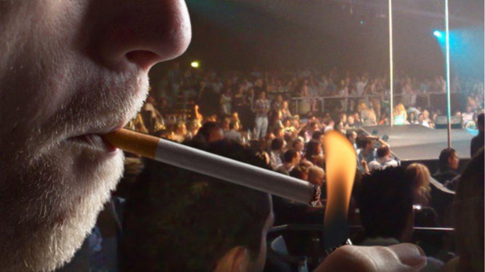 Την απαγόρευση του τσιγάρου και στα κέντρα διασκέδασης αποφάσισε το ΣτΕ