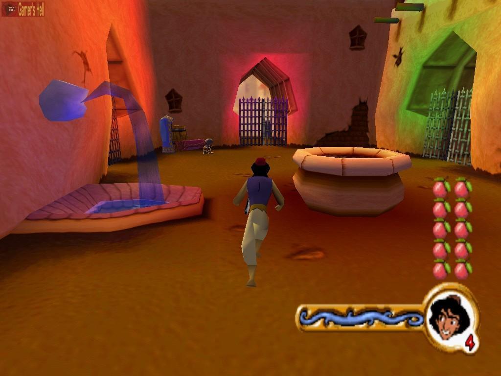 aladdin video game for pc