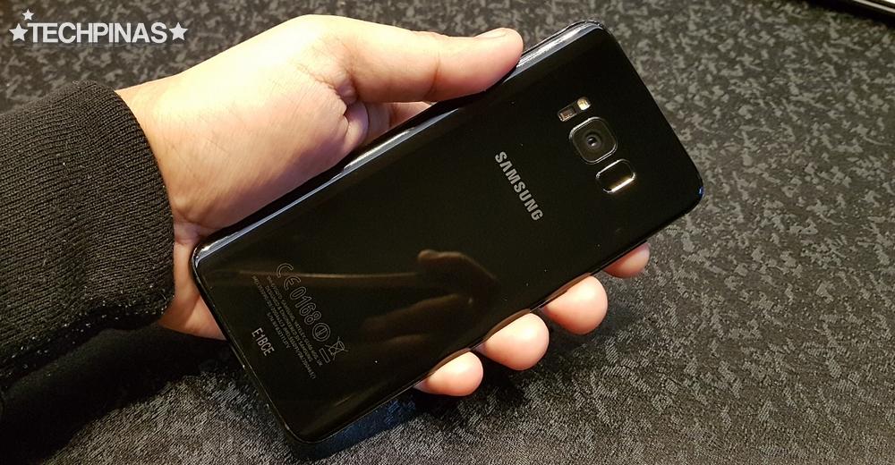 Samsung Galaxy S8 Video Camera
