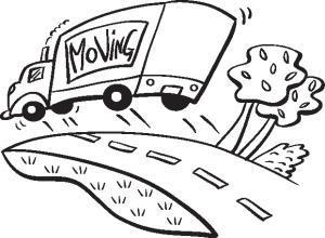 Moving Trucks: Small Moves and Moving Vans
