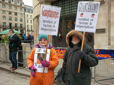 LGC at the March Against Racism, 17 March